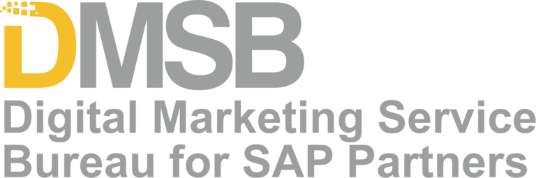 Digital Marketing Service Bureau for SAP Partners
